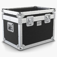 Flight Case 1 Closed