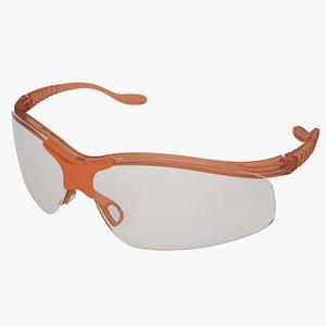 3d medical safety glasses