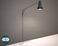 lamp scandinavian 3d 3ds