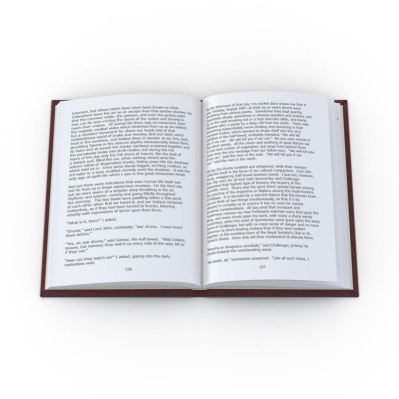 max open book 3