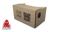 Google Cardboard compatible VR headset
