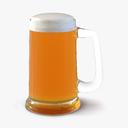 beer glass 3D models