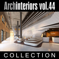 archinteriors vol 44 interior scenes max