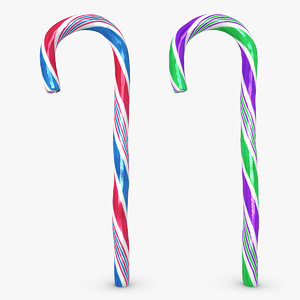 3ds candy cane 02 2