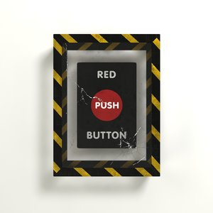 3d max red button