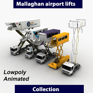 airport autolifts lifting max
