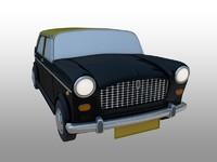 Premier Padmini Taxi
