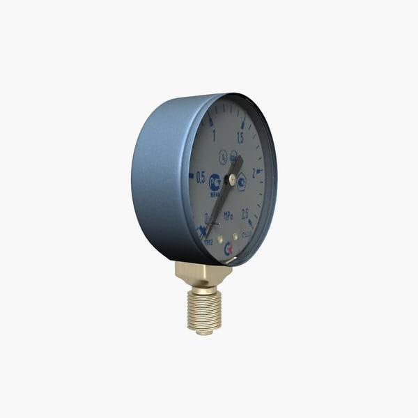 manometer gauge max