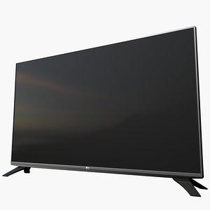 tv lg 43lf540v max