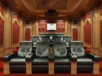 max interior home theater