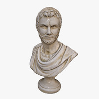 Roman Bust Men