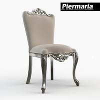 3d iris chair