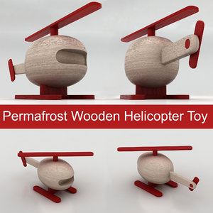 helicopter wooden toy norwegian max