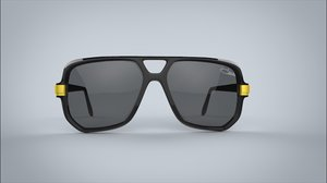 cazal sunglasses 3d max