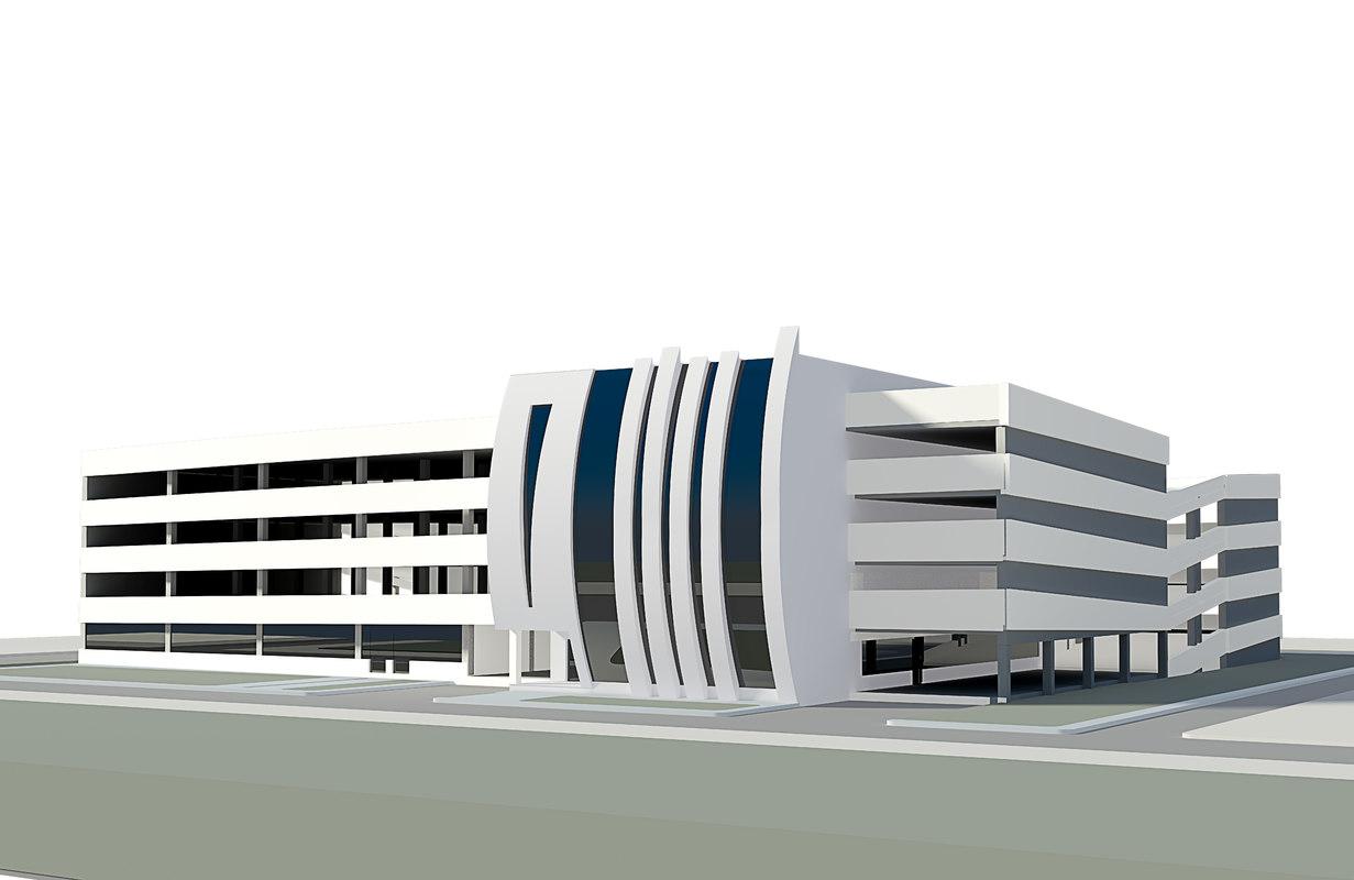 max multi storey car park