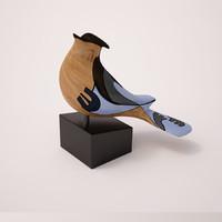 max antique bird