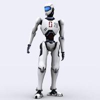 irobots - 3d 3ds