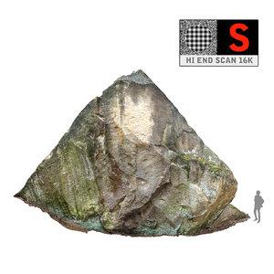 giant rock pyramid 16k obj