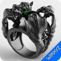 Free 3D Ring Models | TurboSquid