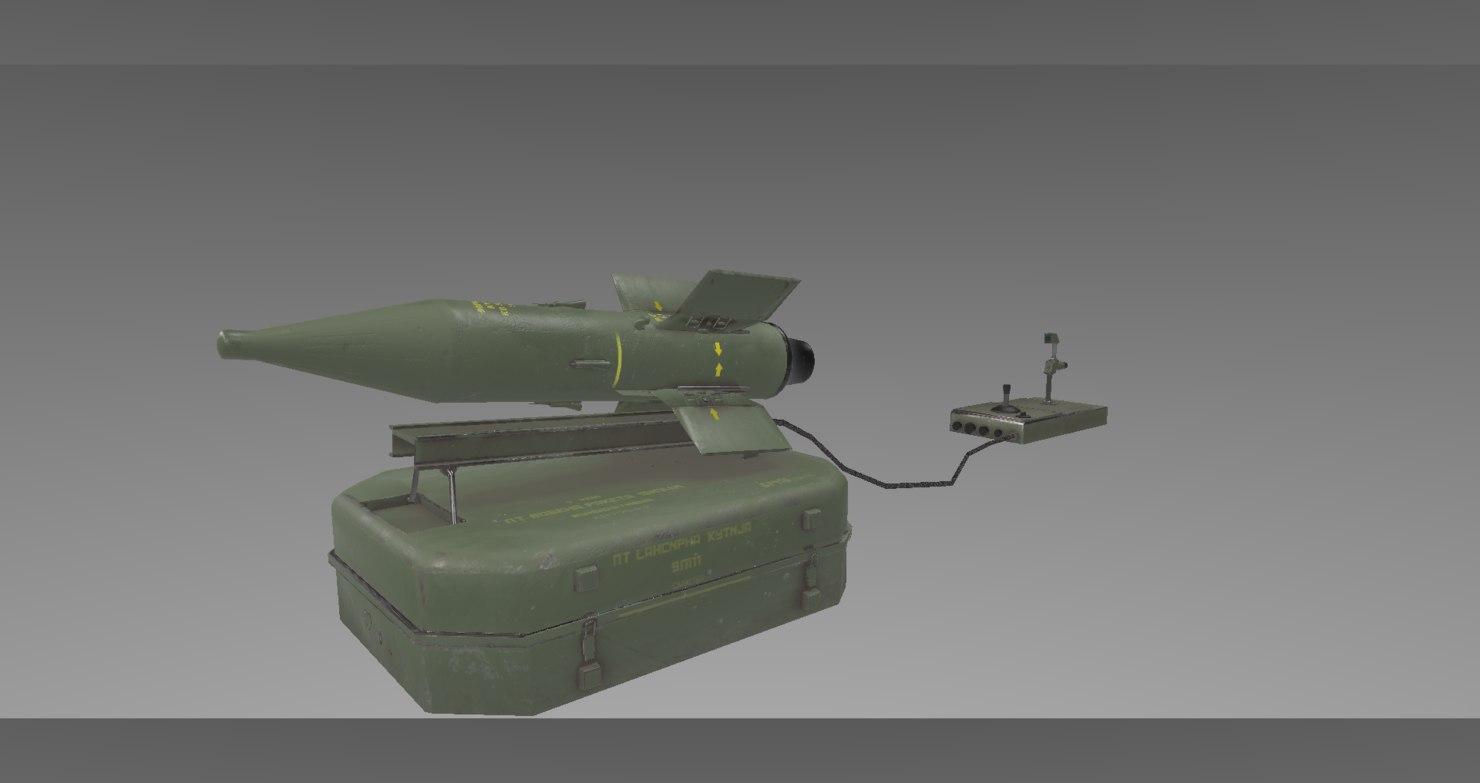 3d 9m14m weapon