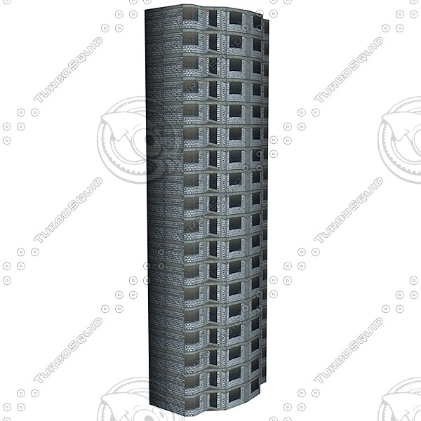 3d model of construction