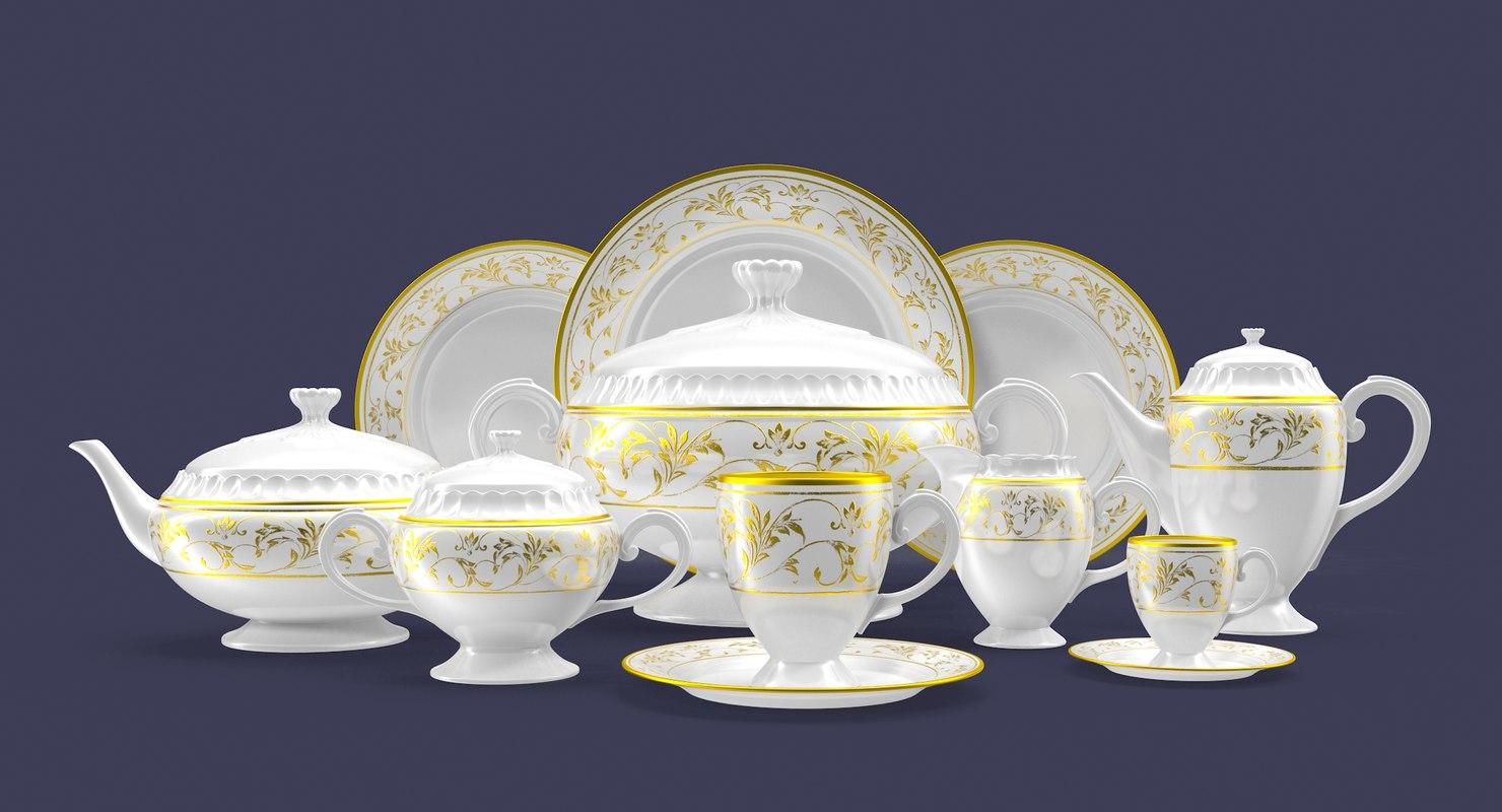 max tableware set