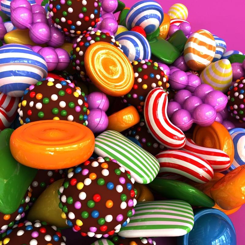 candies obj