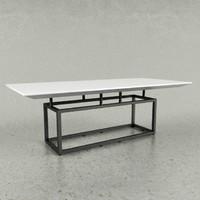 3ds boconcept table