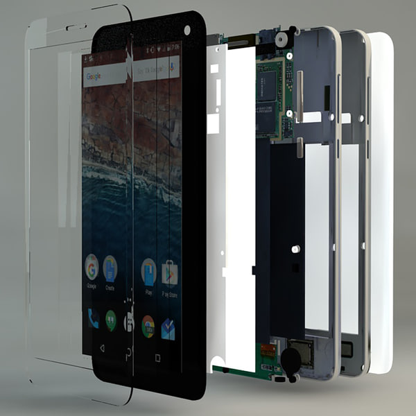 3d smart phone android
