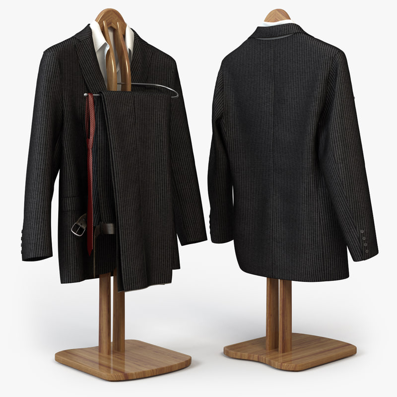 3d costume belt cloth model