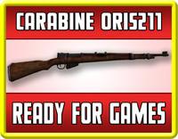 Carabine ORIS 211