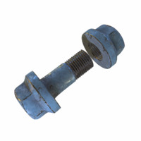 3d max worn nut bolt