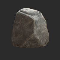 Rock Low Poly