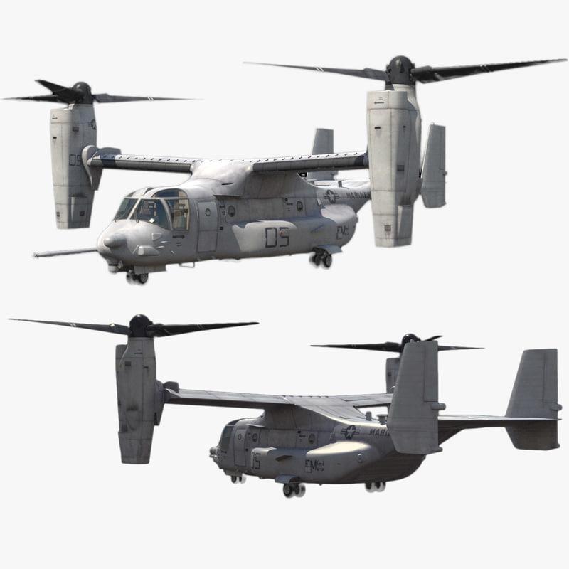obj cv-22 osprey rig