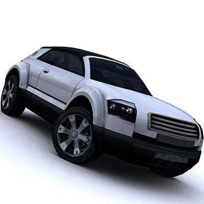 3d model sport cars -