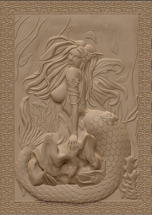 mermaid 3ds