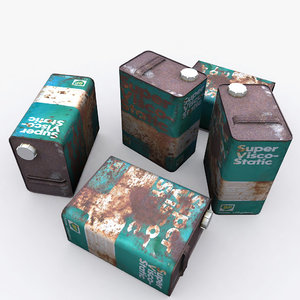 corroded engine oil 3ds