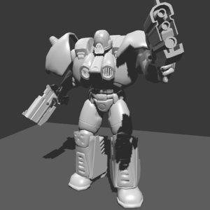 space soldier x