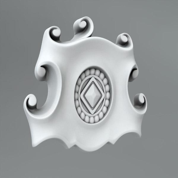 element 3d model