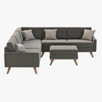 Joybird Hopson Apartment Corner Sofa