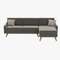 Joybird Hopson Apartment Bi-Sectional Chaise