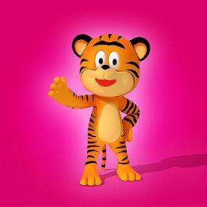 x little tiger