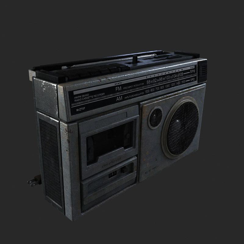 cassette player max