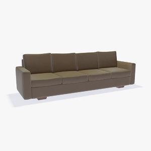 3d obj chair sofa