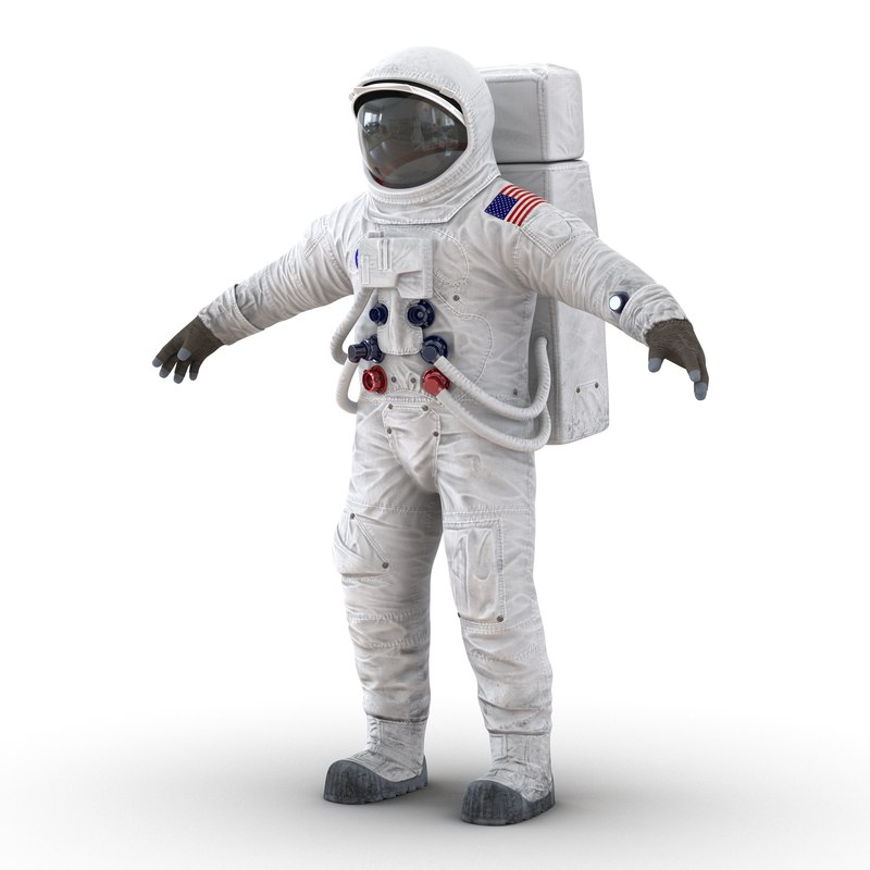 nasa space suits models - photo #10