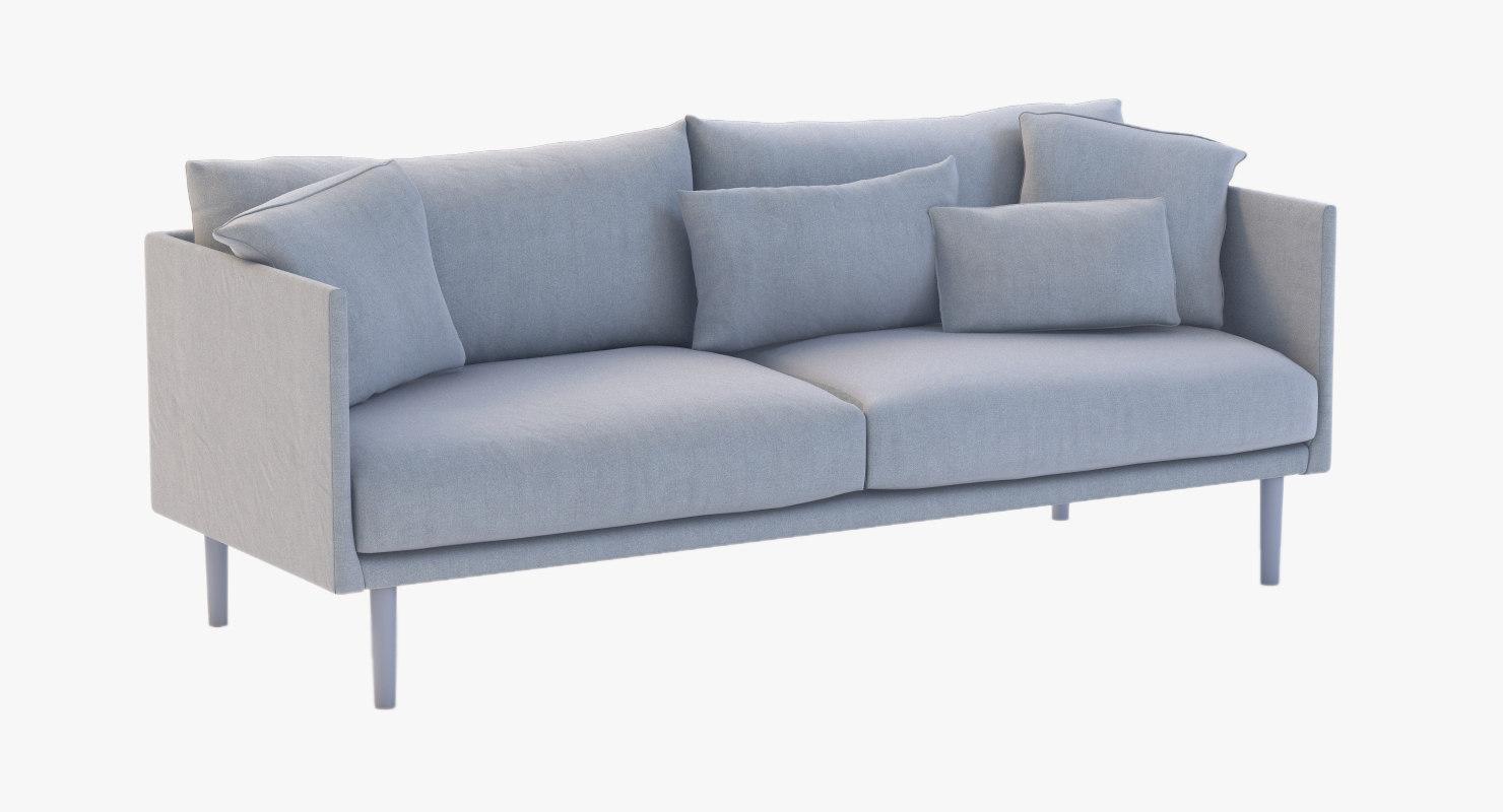 3d vray modern model
