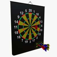 magnetic dartboard max