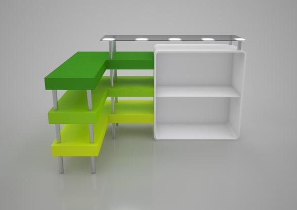 3d x info desk