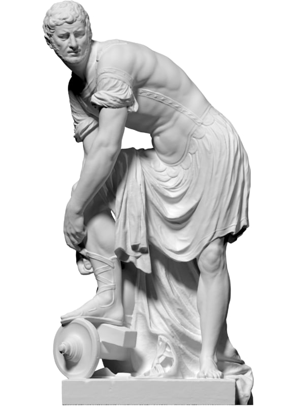 free 3ds mode scan statue hermes