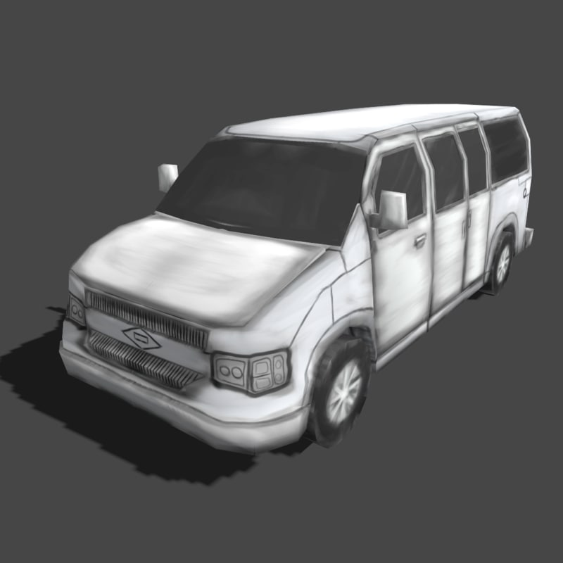 van ready 3ds